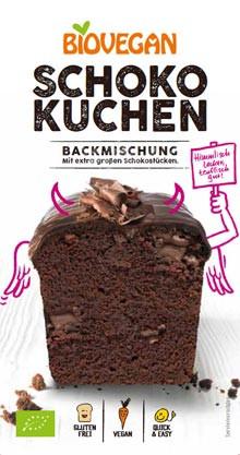 Schoko Kuchen Backmischung