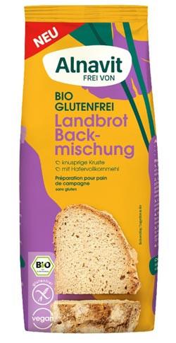 Bio Landbrot Backmischung