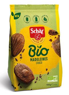 Bio Madeleines Choco