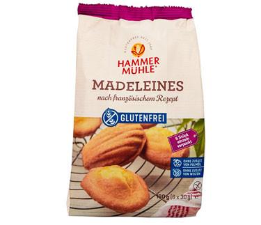 Madeleines nach französischem Rezept