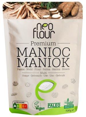 Premium Maniokmehl