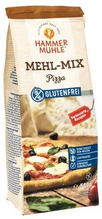 Mehl-Mix Pizza