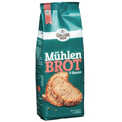 Mühlenbrot 7-Saaten Backmischung
