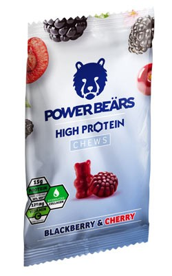 Power Beärs High Protein-Snack