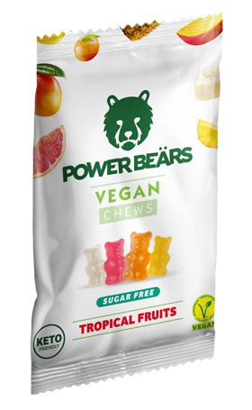 Power Beärs Vegan Sugar Free