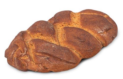 Schwäbischer Hefezopf frisch gebacken