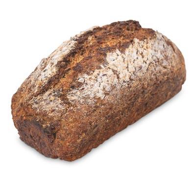 Brot nach Vollkornart, frisch gebacken