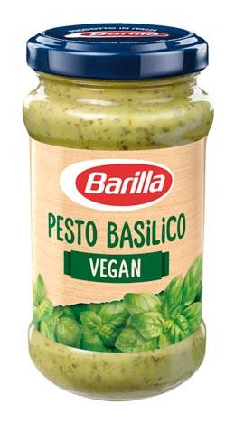 Pesto Basilico Vegan