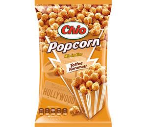 Popcorn Toffee Karamell