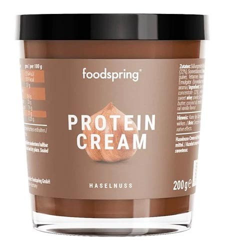 Protein Cream Haselnuss