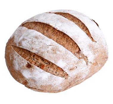 Rübli-Brot frisch gebacken