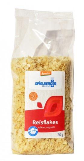 Bio Reisflakes Vollkorn ungesüßt