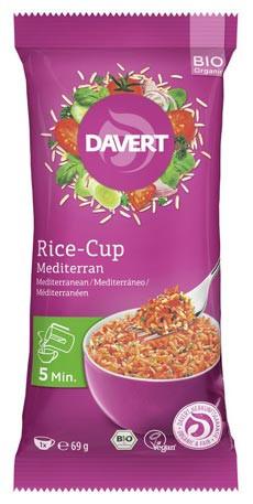 Rice-Cup Mediterran