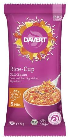 Rice-Cup Süß-Sauer