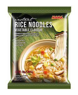 Rice Noodles instant Gemüsegeschmack