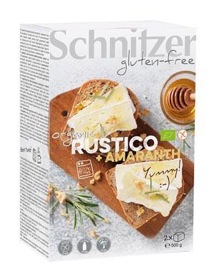 Bio Rustico + Amaranth