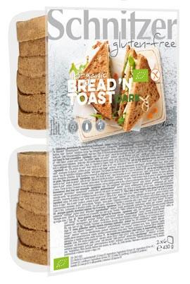 Bio Bread'n Toast Dark