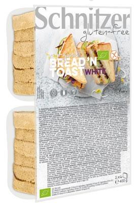 Bio Bread'n Toast White