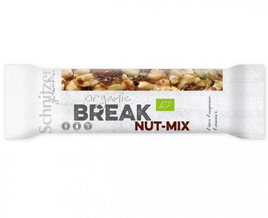 Bio Break Nut-Mix Riegel