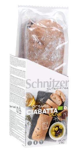 Bio Ciabatta Olive