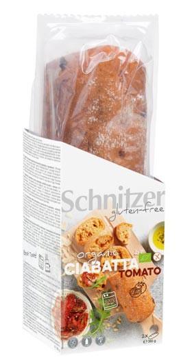 Bio Ciabatta Tomato