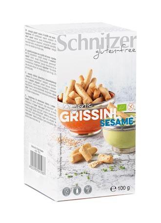 Bio Grissini Sesam