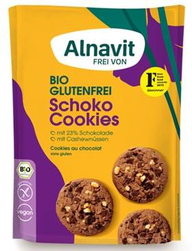 Bio Schoko Cookies