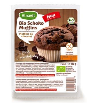 Bio Schoko Muffins