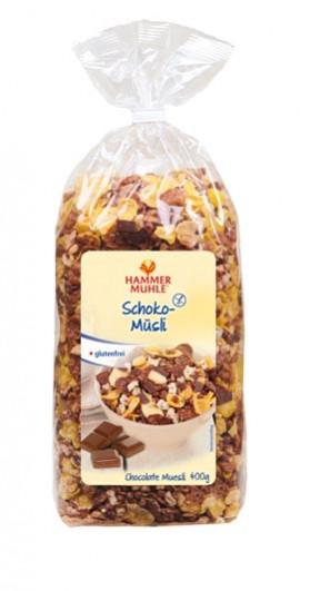 Schoko-Müsli