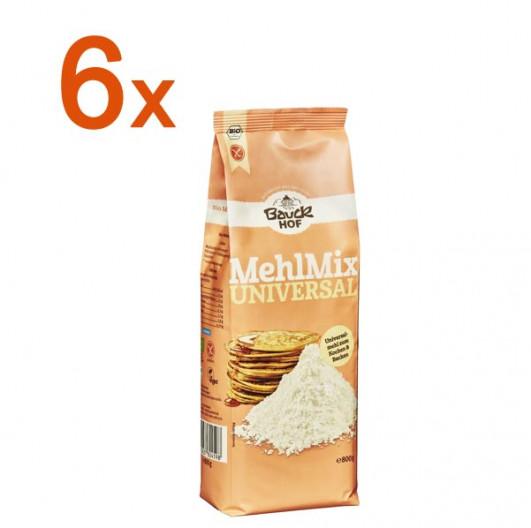 Sparpaket 6 x Mehl Mix Universal