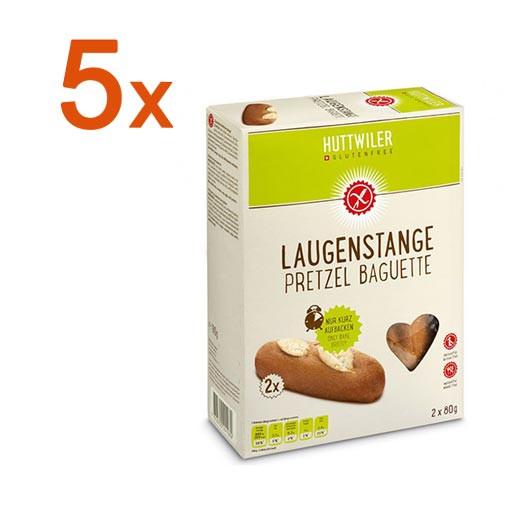 Sparpaket 5 x Laugenstange