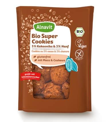 Bio Super Cookies