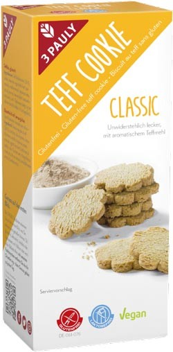 Teff Cookie Classic