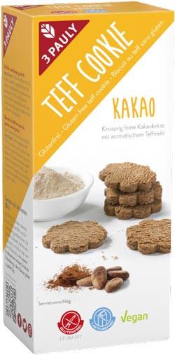 Teff Cookie Kakao