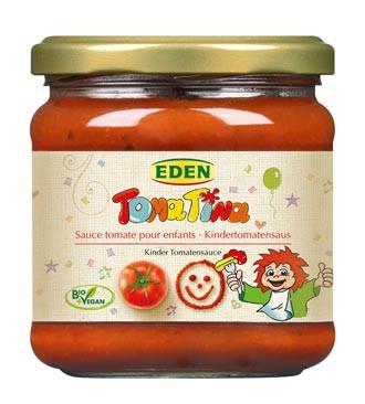 TomaTina Kinder Tomatensauce