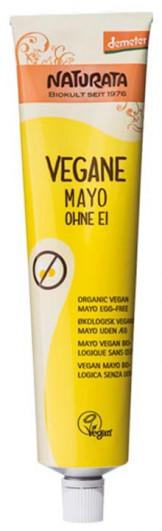 Vegane Mayo in der Tube