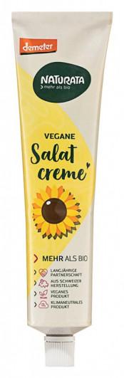 Vegane Salatcreme ohne Ei