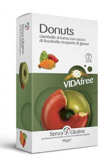 Glutenfreie Donuts Feigenkaktus