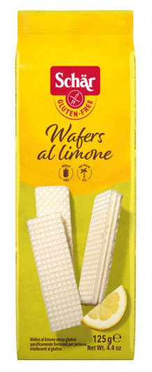 Wafers al limone