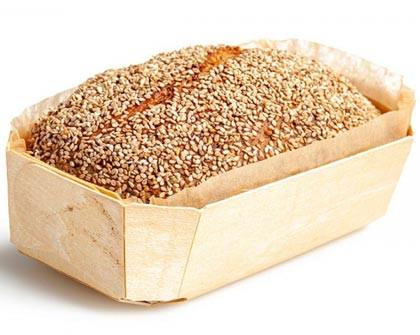 Bio Basen-Brot frisch gebacken