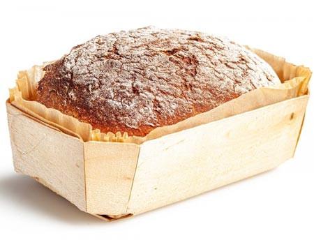 Bio Bauernbrot frisch gebacken