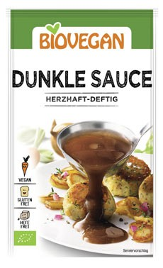 Dunkle Sauce