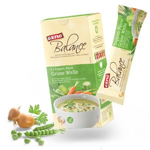 Balance 6 x Suppen-Pause Grüne Welle