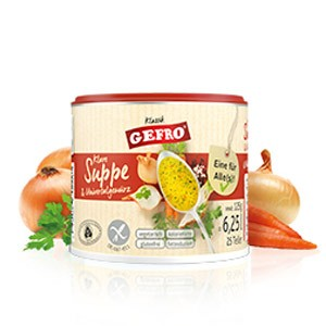 Klare Suppe & Universalgewürz