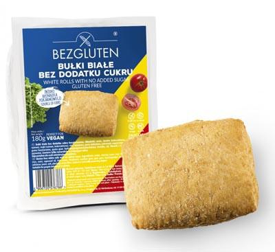 Glutenfreie Brötchen ohne Zuckerzusatz