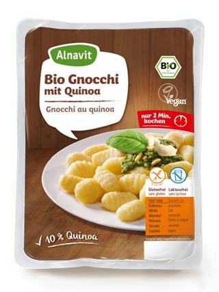 Bio Gnocchi mit Quinoa