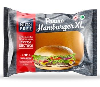 Panino Hamburger XL