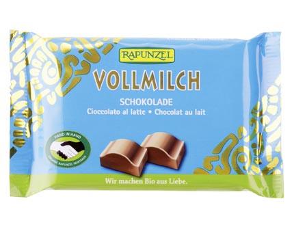 Vollmilch Cristallino Schokolade