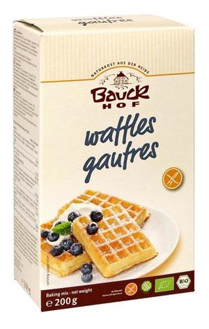 Waffles Backmischung für Waffeln