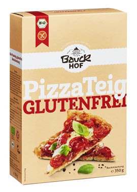 Pizza-Teig Backmischung